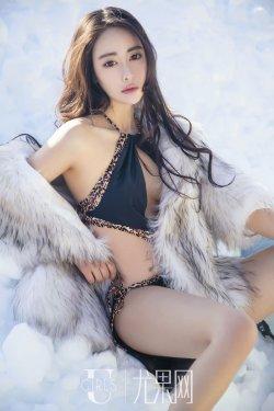 穆菲菲《冰雪女神》 [尤果网Ugirls] U336