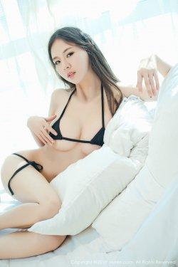 模特悦悦《大波美女》 [秀人XIUREN] No.1003